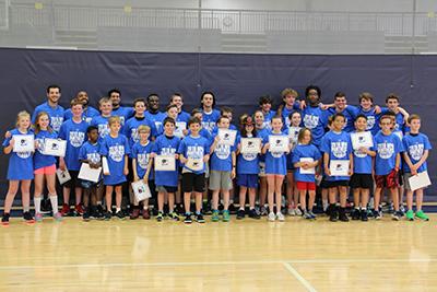 Panther Basketball Camp