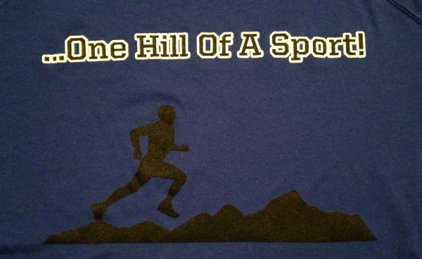 Boys and Girls Cross Country - T-Shirts