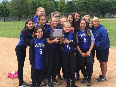 Middle School Softball Team