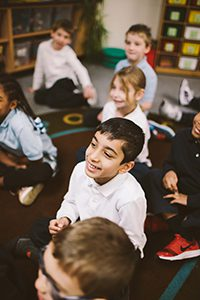 MPA kindergarten class