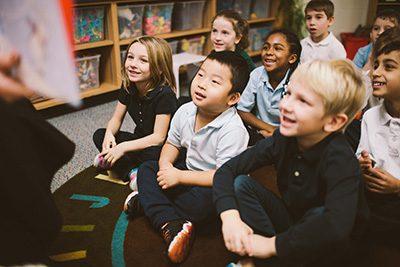kindergarten class at mpa