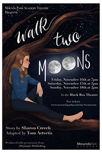 Walk Two Moons poster