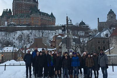 French immersion iterm group in quebec