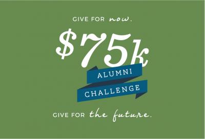 Alumni challenge logo