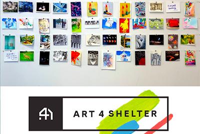 Art 4 Shelter poster