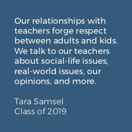 Quote about community, Tara Samsel