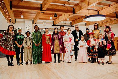 culture day at mpa fashion show