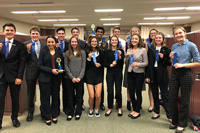 MPA debate at their first tournament