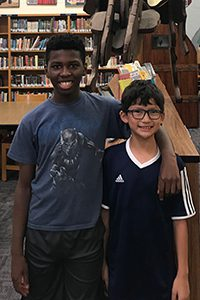 A Special Bring A Friend Day Experience From Nathan M. And Marcell S-C.