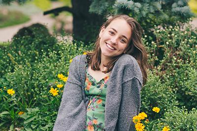 MPA senior Ella Jones