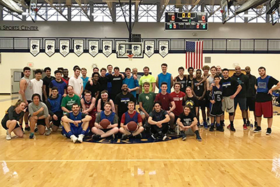 alumni basketball game 2018