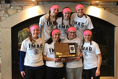 IMAC champion team