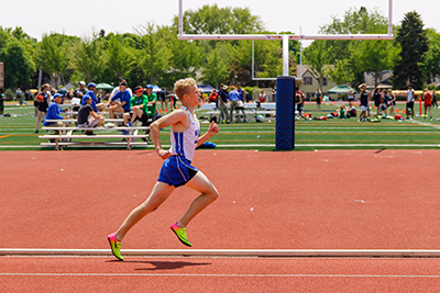 MPA track runner