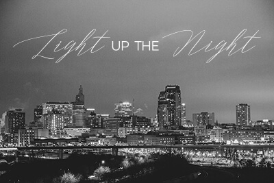 light up the night spring auction 2020