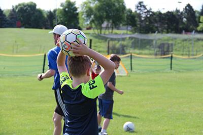 MPA summer soccer camp