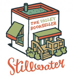 valley bookseller logo