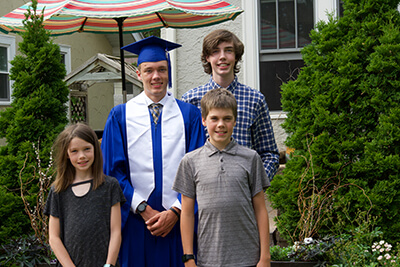 Snider Family Graduation