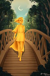 Amelia Dickson's digital artwork