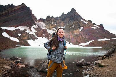 Heather Otto '97, 2020 alumni award winner