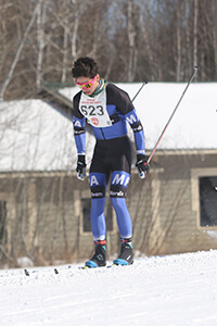 Isak Competes at the MSHSL State Meet