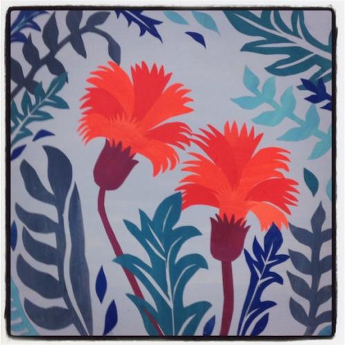 """Fleurs"" by Amelia Dickson"