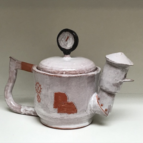 """""""Teapot"""" by Dylan Dickenson"""